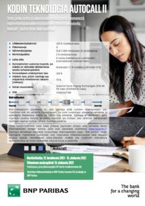 Kodin Teknologia Autocall II